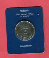 20RINGIT 1985  FDC 45 - Malaysie