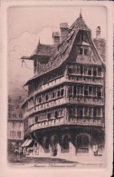 Eau Forte De Ch. Pinet, France Strasburg Maison Kammerzell (735) - Illustrators & Photographers