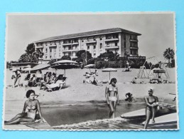 Grand Hotel De La Plage ( Fréjus St. Raphaël Côte D'Azur ) Anno 19?? ( Zie Foto Voor Details ) !! - Hotels & Restaurants