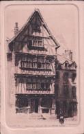 Eau Forte De Ch. Jaffeux, France Morlaix Maison De La Reine Anne (738) Pli D'angle - Other Illustrators