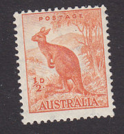 Australia, Scott #166, Mint Hinged, Kangaroo, Issued 1937 - Ungebraucht