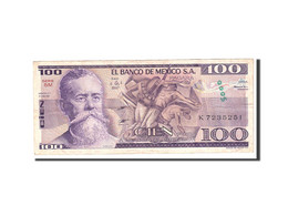 Mexique, 100 Pesos, 1981, KM:74a, 1981-01-27, TTB - Mexico