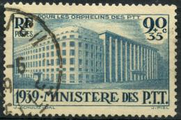 France (1939) N 424 (o) - France