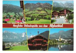 Österreich - Alpbachtal ( Alpbach - Reith - Brixlegg ) - Tirol - Brixlegg