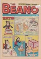 UK THE BEANO No 1624 Sept 1973 - Vintage Comics - Bücher, Zeitschriften, Comics
