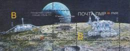 Transnistria 2015 Space Lunokhod-1 SS MNH - Ruimtevaart