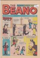 UK THE BEANO No 1628 Sept 1973 - Vintage Comics - Bücher, Zeitschriften, Comics