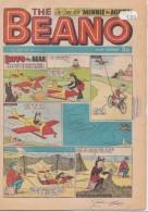 UK THE BEANO No 1629  Oct 1973 - Vintage Comics - Bücher, Zeitschriften, Comics