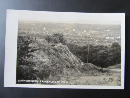 AK LANGENLOIS 1936 / D*20230 - Langenlois