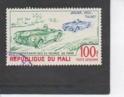 MALI - 24 Heures Du MANS : 50 Ans - Jaguar, 1953 Et Talbot - Automobile - Voiture - - Mali (1959-...)