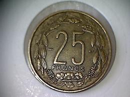 Cameroun 25 Francs 1958 - Cameroon