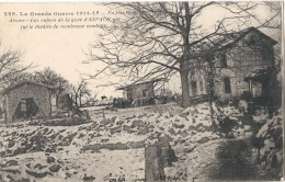 Gare D'Aspach - TTB - Guerra 1914-18