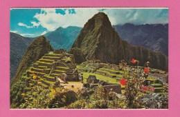PEROU MACHU PICCHU - Perù