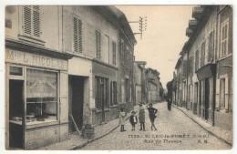 95 - SAINT-LEU-LA-FORET - Rue Du Plessys - EM 7138 - Saint Leu La Foret