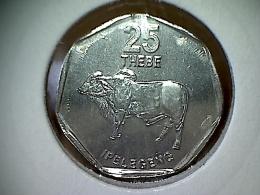 Botswana 25 Thebe 1998 - Botswana
