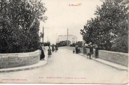 81. CPA 11 MIREPEISSET. AVENUE DE LA GARE - Narbonne