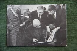 RARE - MARS 1979, Seconde Carte Du Cub Des Amis Du Catalogue NEUDIN, N°570 Signée Par J.et G NEUDIN. - Bourses & Salons De Collections