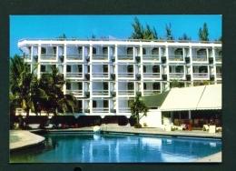 MAURITIUS  -  Merville Hotel  Unused Postcard - Mauritius