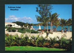 MAURITIUS  -  Pullman Hotel  Unused Postcard - Mauritius