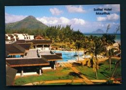 MAURITIUS  -  Sofitel Hotel  Unused Postcard - Mauritius