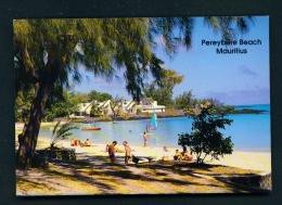 MAURITIUS  -  Pereybere Beach  Unused Postcard - Mauritius
