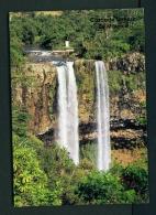 MAURITIUS  -  Tamarin Waterfall  Unused Postcard - Mauritius