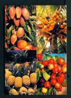 MAURITIUS  -  Local Fruits  Unused Postcard - Mauritius