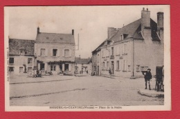 Brigueil Le Chantre    -- Place De La Mairie - Other Municipalities