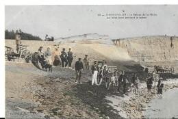 Chatelaillon     Retour De Peche Au Brise Lame - Châtelaillon-Plage