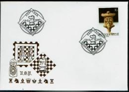 Schaken Schach Chess Ajedrez échecs - Bruxelles 18-3-1995 (Fr-Nl) - Belgie Belgien Belgium - Echecs