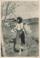 41696- OLTENIA REGION WOMAN FOLKLORE COSTUME - Costumi