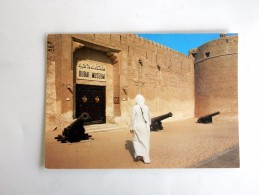 Carte Postale Ancienne : Emirats Arabes Unis , U.A.E. : DUBAI , Museum - Emirats Arabes Unis