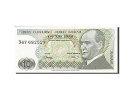 Turquie, 10 Lira, 1984-1997, KM:192, 1979, NEUF - Turchia