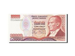Turquie, 20,000 Lira, 1984-1997, KM:202, 1995, NEUF - Turkey