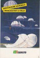 POGGIO RUSCO (MN) - 1985 - XIV° Raduno Nazionale Paracadutisti D'Italia - - Paracadutismo