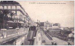 CARTE POSTALE ANCIENNE ALGERIE - Algérie