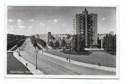 AMSTERDAM WOLKENKRABBER 1952  VIAGGIATA FP - Amsterdam