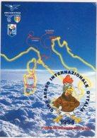 Giro Aereo Internazionale D'Italia -  7° Coppa Del Mondo Per Piloti Di Rally - 1994 - - Flugwesen