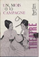"""L'AVANT SCENE   - THEATRE -  N° 307 - """" Un Mois à La Campagne """" - - Theater"""