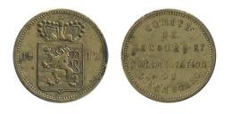 N2337 - Bruxelles: Comité De Secours Et D'Alimentation Du Luxembourg: 1917 - Monetary / Of Necessity
