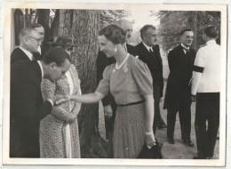 BLED 1938 - PRINCESS OLGA OF YOUGOSLAVIA - Célébrités