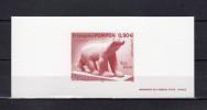 """FRANCE 2005 : Gravure Officielle N° YT 3806 : """" L'OURS BLANC De FRANCOIS POMPON """" En Parfait état ! - Bären"""