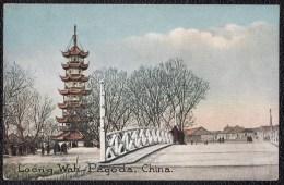 CHINA - Chine -  Loong Wah Pagoda Near SHANGHAI - Chine
