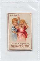 """04219 PER AVERE UN PEZZO DI CIOCCOLATO TALMONE""""  ANIMATO BAMBINI,  FIGURINA ORIGINALE NR. 12 SERIE 1-14 - Cioccolato"""