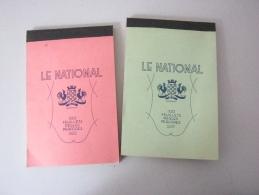 BLOCS PAPIER PUBLICITAIRES - Other Collections