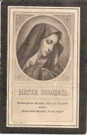 DP. ALPHONSIUS VAN HIMME - ° WACHTEBEKE 1861 - + SELZAETE 1921 - Religione & Esoterismo