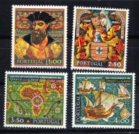 PORTUGAL.1969. 5º CENTENÁRIO DE VASCO DE GAMA .AFINSA Nº 1059/1062 NOVOS SEM CHARNEIRA .SES298GRANDE - Nuevos