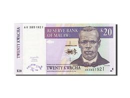 Malawi, 20 Kwacha, 2004, KM:52a, 2004-06-01, NEUF - Malawi