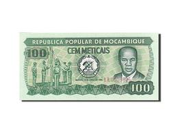 Mozambique, 100 Meticais, 1980, KM:126, 1980-06-16, NEUF - Mozambique