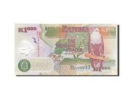 Zambie, 1000 Kwacha, 2003, KM:44g, 2009, NEUF - Zambie